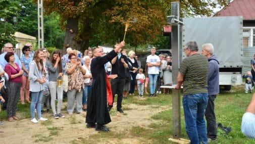 Krzyż wrócił do Twierdzy Modlin
