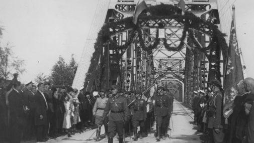 Mija sto lat odkąd Polska wróciła na mapę Europy