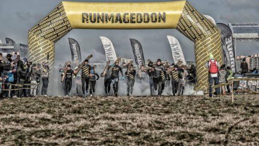 Rozpoczęcie sezonu Runmageddon 2019