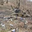 Koszy nie ma – śmiecą, gdzie popadnie
