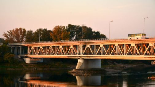 Akcja służb na Moście Pancera