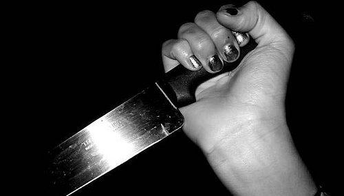 Groziła partnerowi, że go zabije