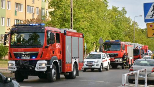 Alarmy bombowe w całej Polsce