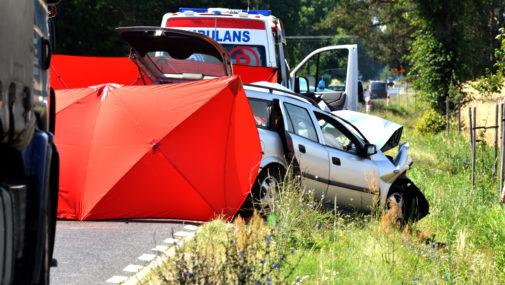 Śmiertelny wypadek w Nunie