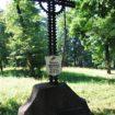 Zuchwała kradzież na cmentarzu wojennym