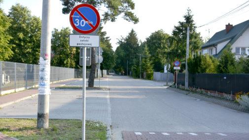 Parkowanie? Zakazane!