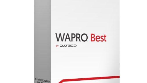 WAPRO ERP – oprogramowanie ERP dla małych i średnich firm