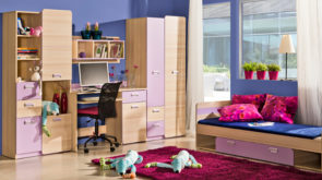Funkcjonalne meble do pokoju dziecięcego