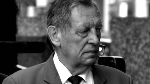 Zmarł Jan Szyszko