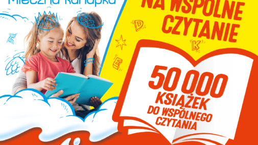 Głosuj na Bibliotekę w Pomiechówku
