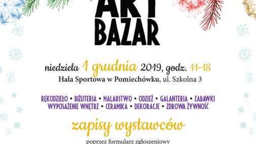 Ruszają zapisy na świąteczny ArtBazar w Pomiechówku