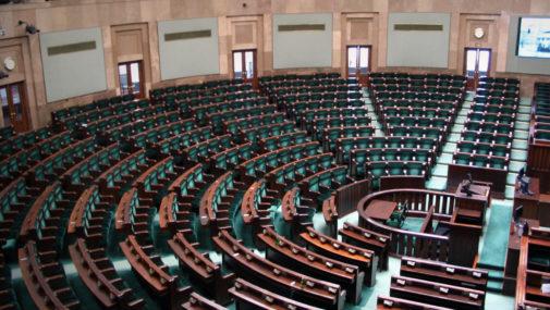 Wybory 2019: posłowie z okręgu podwarszawskiego