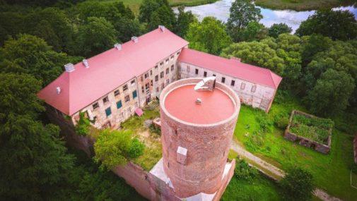 Zamki Joannitów na zachodzie Polski