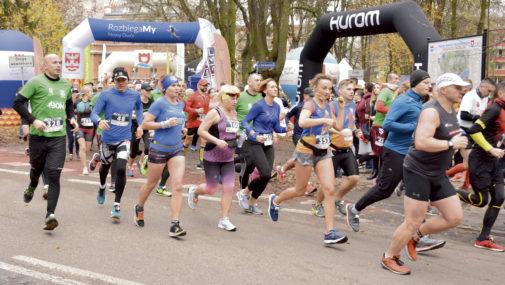 Pół tysiąca biegaczy  w Twierdzy Modlin