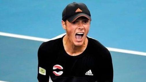 Sport: Kacper Żuk pokonał reprezentanta Austrii Dennisa Novaka