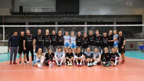 Sport: Intensywny dzień siatkarek NOSiR-u Nowy Dwór Maz.