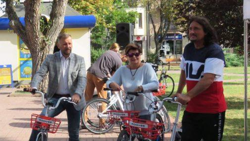 Nowy Dwór Maz.: Urząd Miejski pyta, gdzie zbudować ścieżki rowerowe