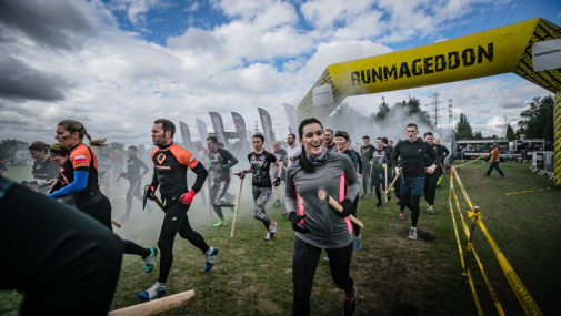 Zimowy Runmageddon Warszawa – Zakroczym już w ten weekend