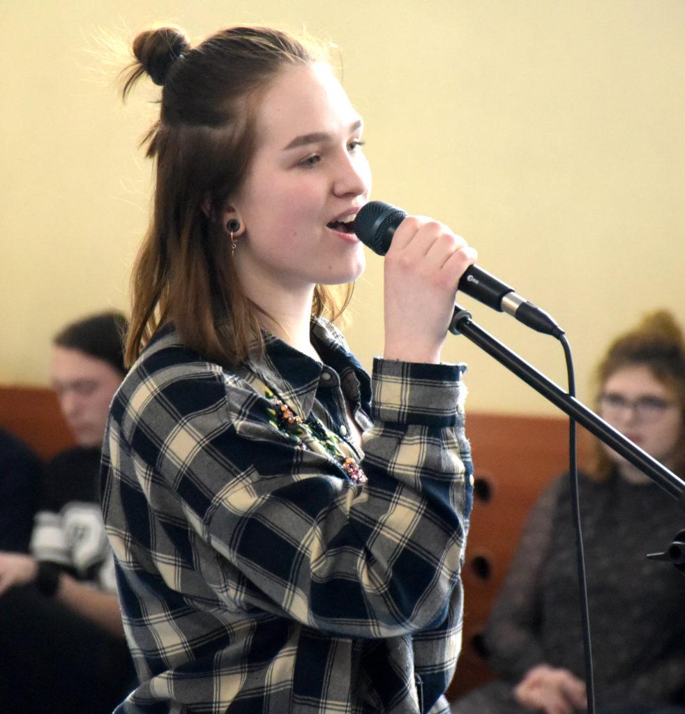 Magdalena Dobosz, zwyciężczyni tegorocznego Mam talent