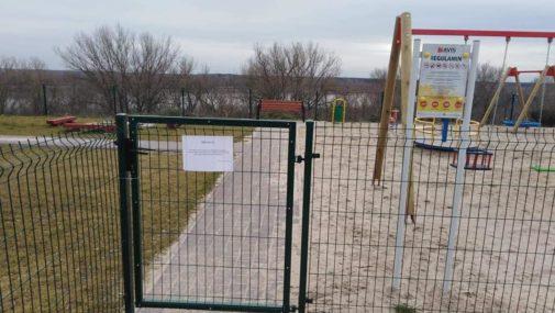 Zakroczym: Zamknięcie placów zabaw i stref aktywności ruchowej