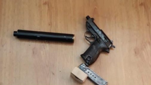 Modlin Twierdza: Strzelał z nielegalnie posiadanej broni