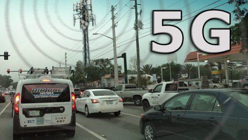 Telekomunikacja: Podpalono masz 5G! To pierwszy taki przypadek w Polsce!