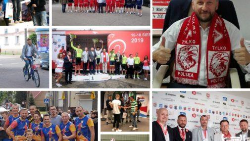 Nowy Dwór Maz.: Burmistrz podjął sportowe wyzwanie