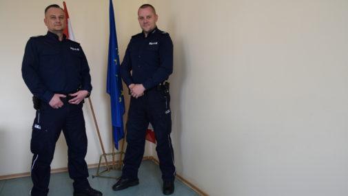 Pomiechówek: Areszt za ugodzenie nożem