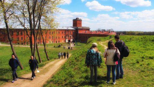 Nowy Dwór Maz.: Weekendowy rozkład jazdy w Twierdzy Modlin
