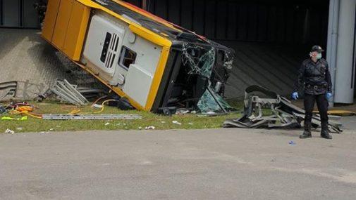 Warszawa: To już pewne! Kierowca, który spowodował wypadek na Moście Grota-Roweckiego był pod wpływem narkotyków!