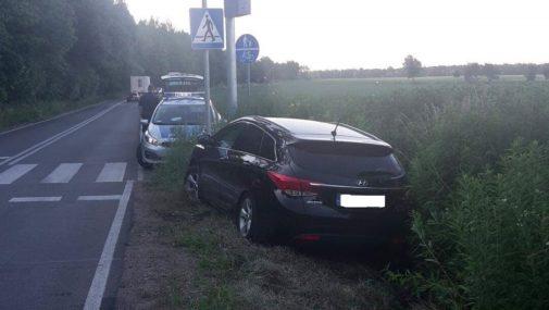Region: 14-latek ukradł samochód i jechał nim nad morze