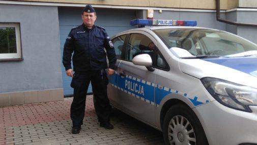 Nasielsk: Poszukiwany trafił do aresztu