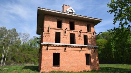 Modlin Twierdza: Stacja gołębi pocztowych wpisana do rejestru zabytków