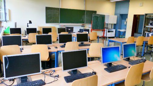 Pracownia informatyczna w nowoczesnej szkole