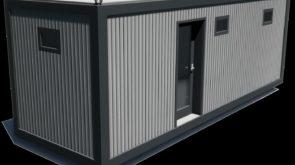 Jak postawić kontener mieszkalny na swojej działce?