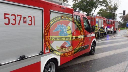 Strażacy dostaną pieniądze na sprzęt