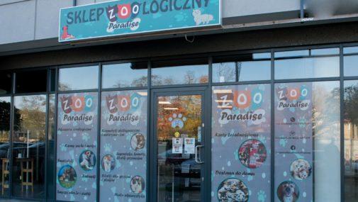 W sklepie Zoo Paradise znajdziesz wszystko dla swojego pupila!