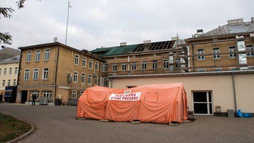 Radni KO: Jeśli jest tak dobrze, uwolnijmy miejsca w szpitalu w Nowym Dworze Mazowieckim