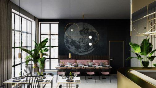 Projektowanie restauracji i kawiarni