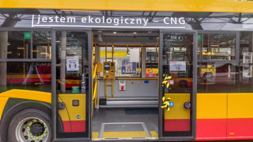 Czosnów: Nowa linia autobusowa do Warszawy