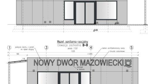 Nowy Dwór Maz.: Czy poczekalnia przy stacji PKP jest potrzebna?