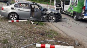 Czosnów: Nietrzeźwy uderzył w inny pojazd i był agresywny