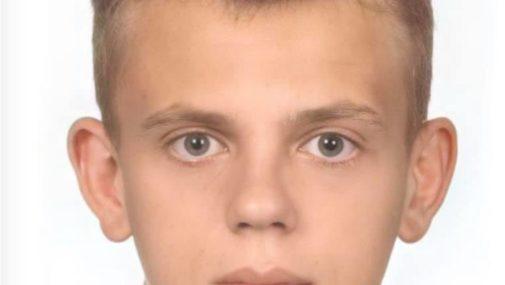 Mazowsze: Policjanci poszukują 16-letniego Dominika Cybulskiego